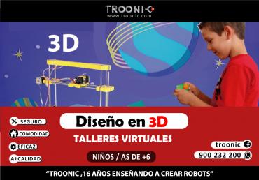 Taller de Diseño 3D
