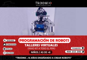 Taller de Programación de Robots