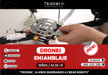 Taller de Ensamblaje de Drones